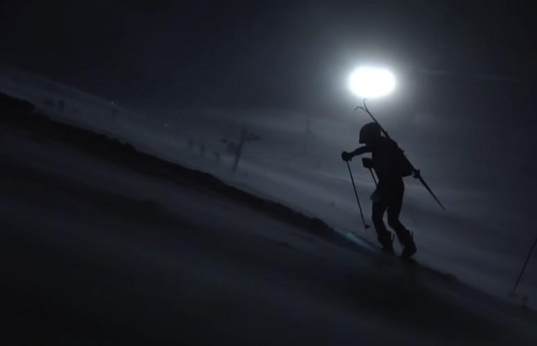 Sumelec ilumina la pista del Tobazo en la 7º Causiat Extreme