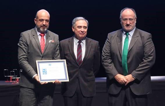 Premio bronce navarro a la excelencia para Sumelec