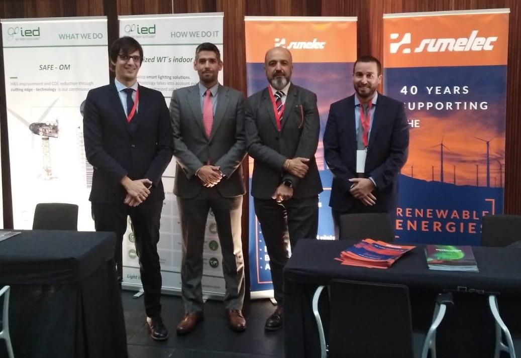 """Jornada sobre el """"Fortalecimiento del sector eólico de Navarra"""""""