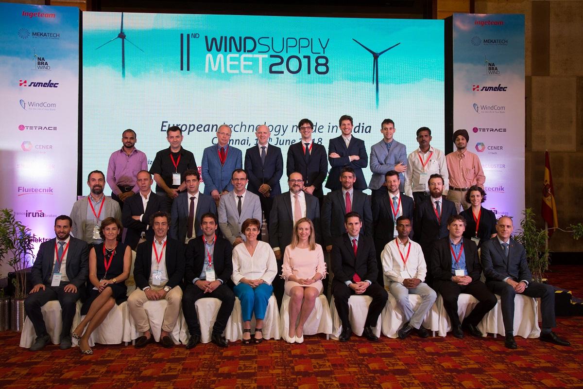 Asistimos a la segunda edición Wind Supply Meet 2018