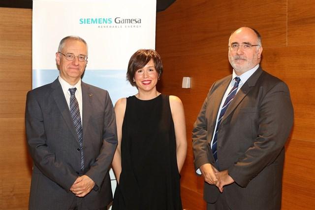Siemens Gamesa impulsa la competitividad de sus proveedores navarros