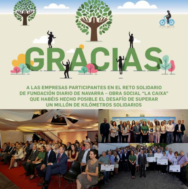 Clausura Reto Solidario 2018
