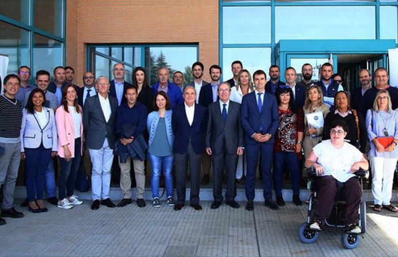 Sumelec se une un año más al Reto Solidario de Fundación Diario de Navarra y Obra Social la Caixa